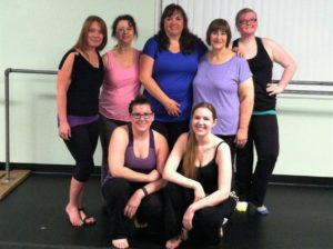 Throwback to our first class: October 15th, 2015. Time flies while you're having fun dancing!